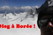 Alpinisme, arpentez les glaciers avec Oleg !