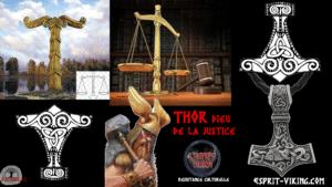 Les juges ignorent l'origine Viking de la justice !
